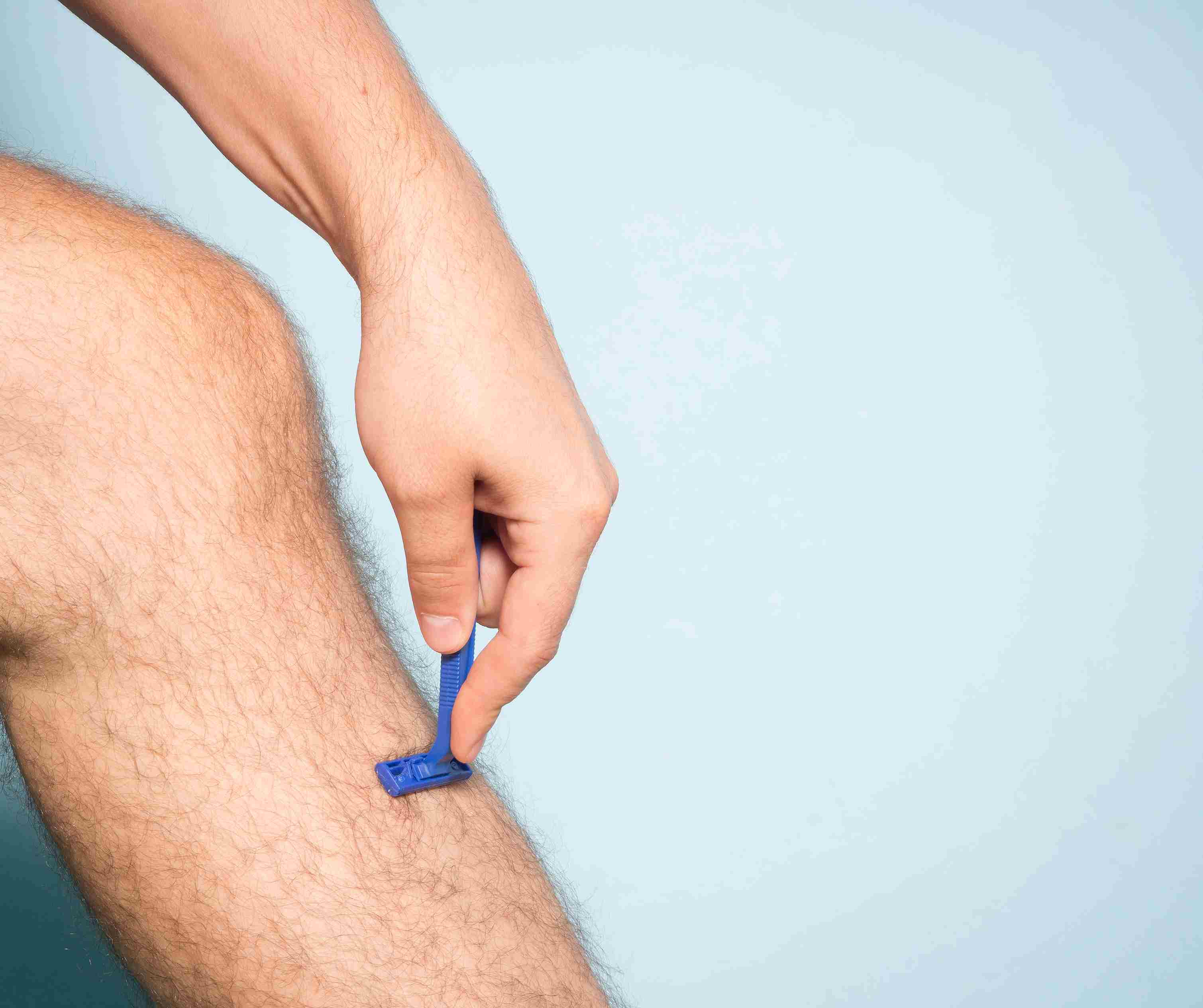 Body Hair Removal and Trimming Methods for Men