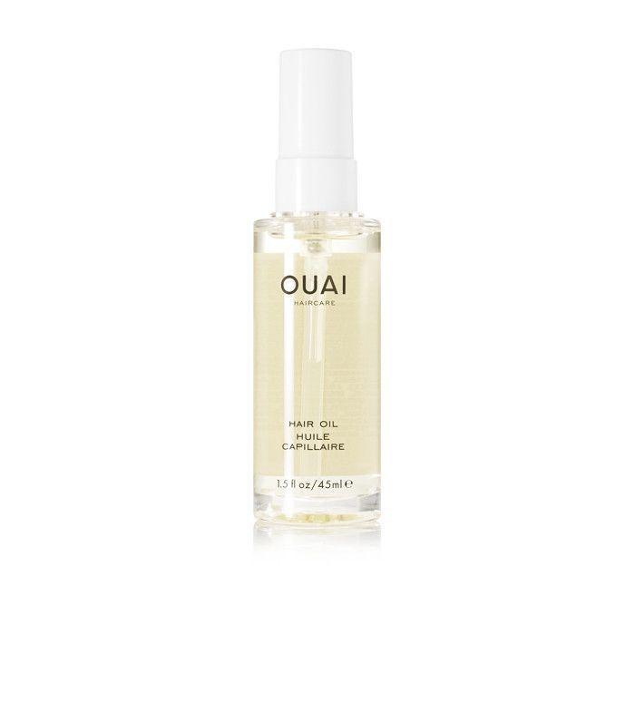 Best street style beauty inspiration: Ouai Haircare Hair Oil