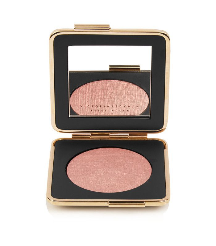 Best highlighter makeup: Victoria Beckham Estée Lauder Highlighter in Modern Mercury