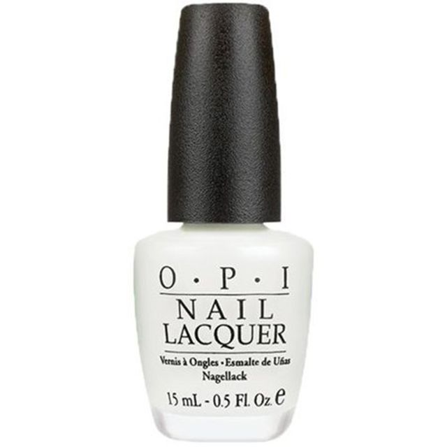 O.P.I. Nail Lacquer in Alpine Snow