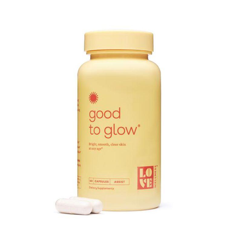 love wellness good to glow