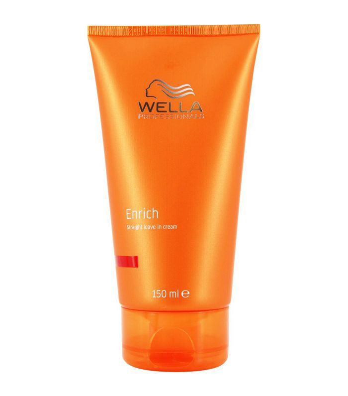 Best leave-in conditioners: Wella Professional Enrich Straight Leave In Cream