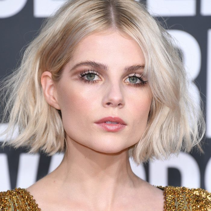 The Most Head-Turning Beauty Looks at the 2019 Golden Globes