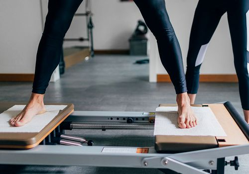 pilates class slt
