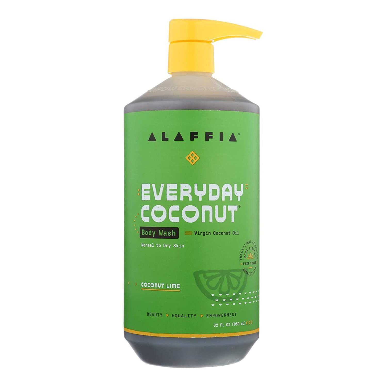 Alaffia Everyday Coconut Body Wash