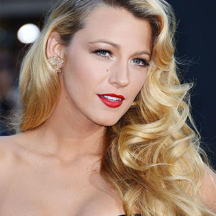 Blake Livelys Best Hair Looks