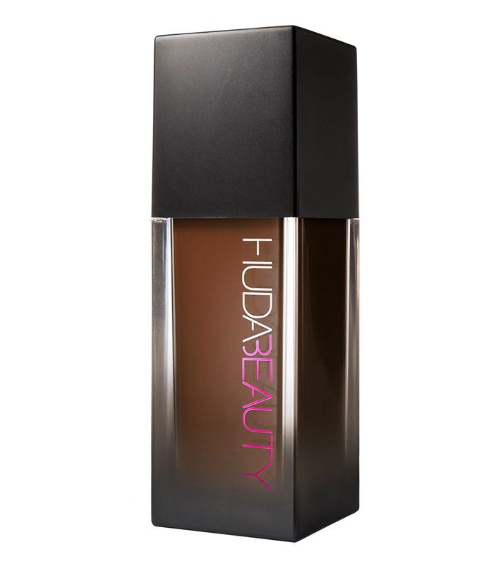 Best foundation for oily skin: Huda Beauty #FauxFilter Foundation
