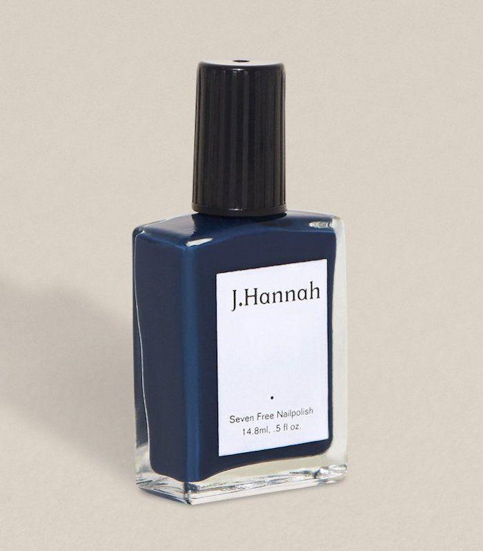 J. Hannah Blue Nudes Nail Polish