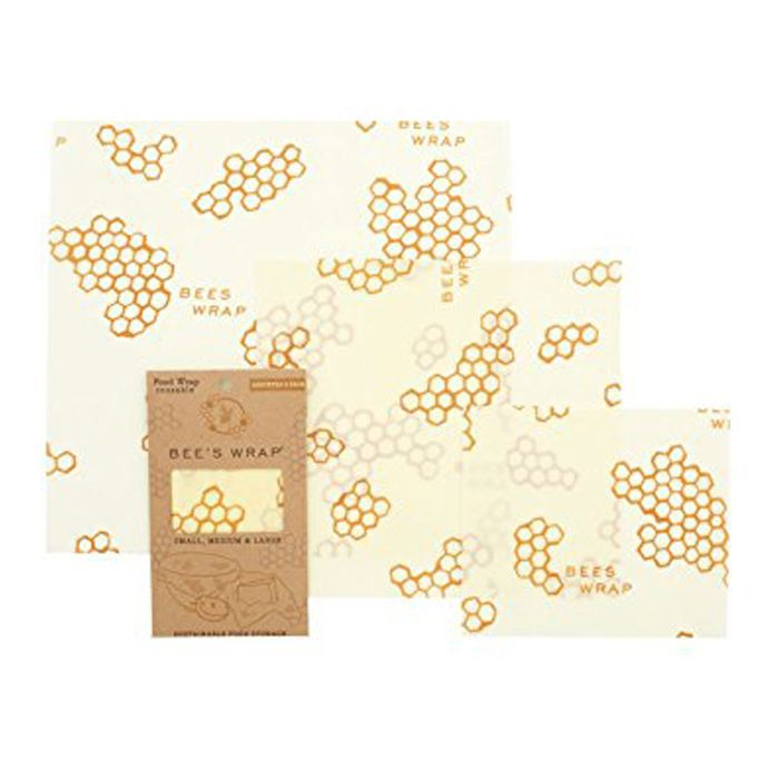 eco products: Bee's Wrap Set of 3 Assorted Wraps