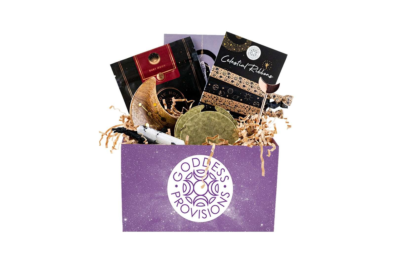 Goddess Provisions Box