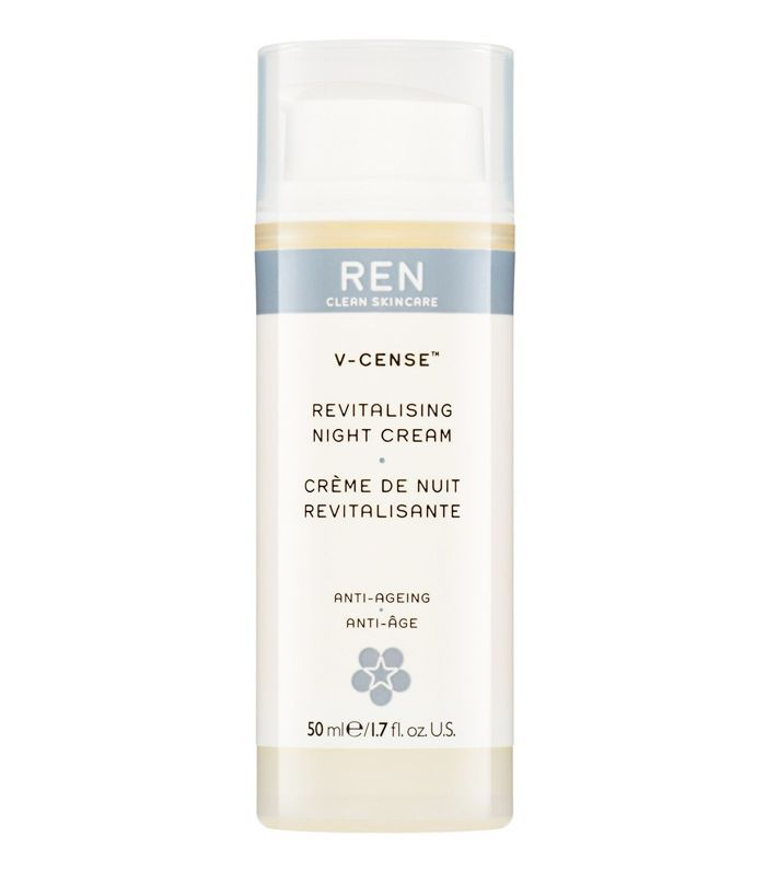 Frankincense Oil Benefits: REN Clean Skincare V-Cense Revitalising Night Cream