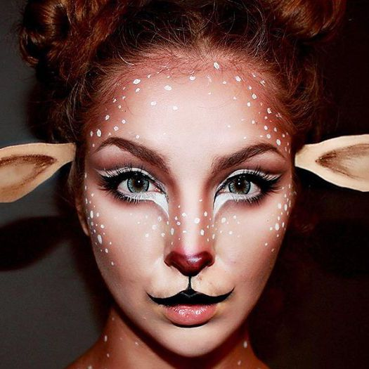 The Most Mesmerizing Halloween Makeup Ideas From Instagram