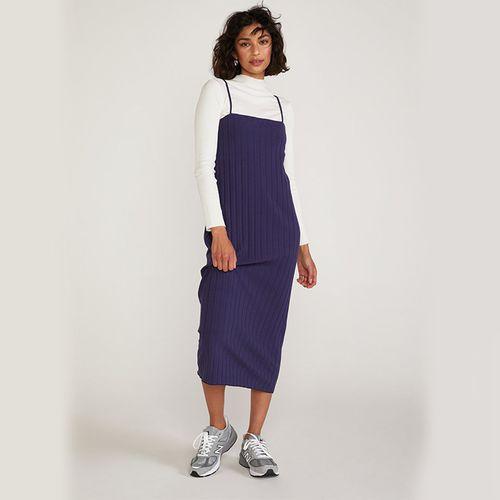 Melt Stretch Organic Cotton Rib Dress ($98)