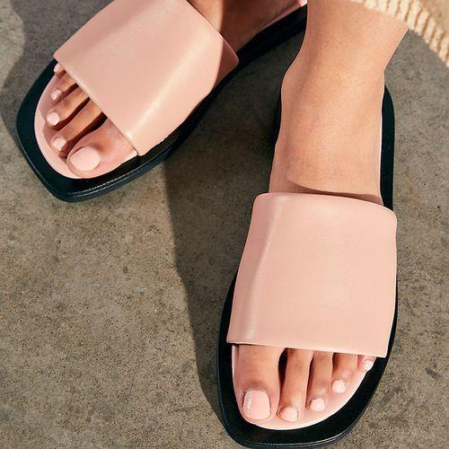 Wren Slip-On Sandals ($98)