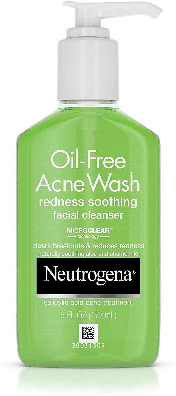 Neutrogena Oil-Free Cleanser