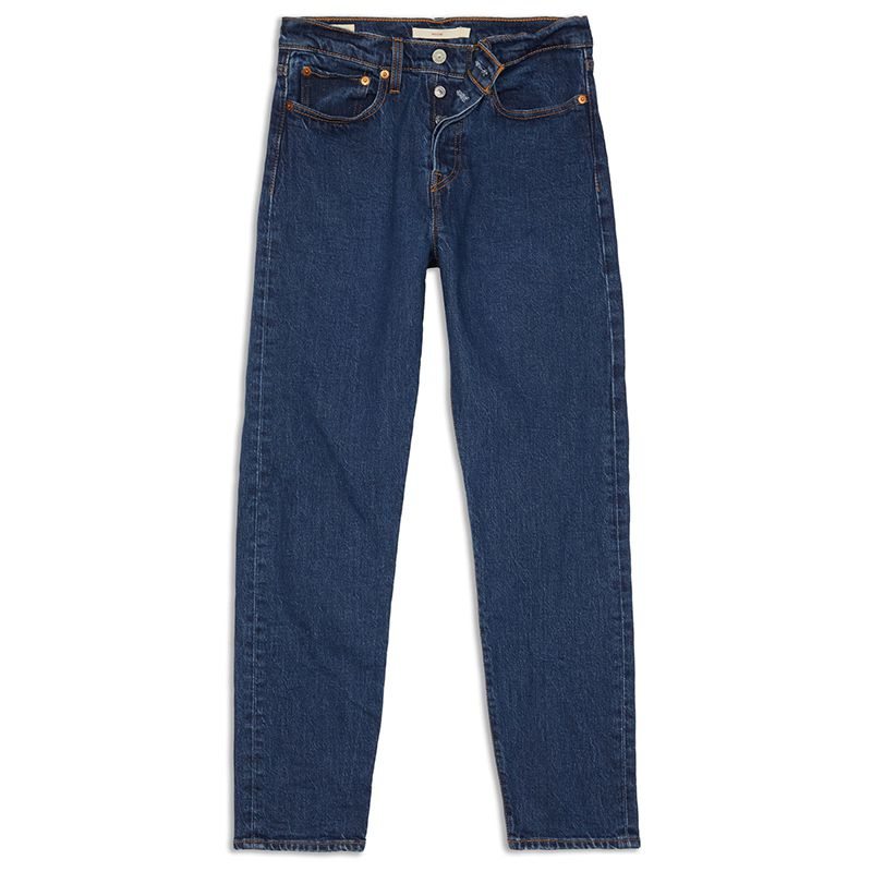 Secondhand Wedgie Fit Ankle Jeans