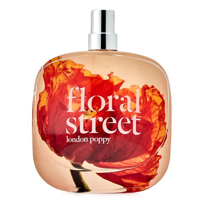 best floral perfumes: Floral Street London Poppy