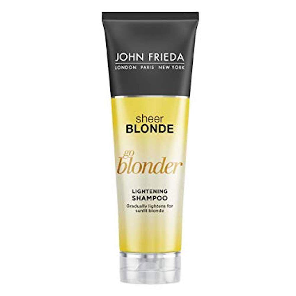 John Frieda's Go Blonder Shampoo