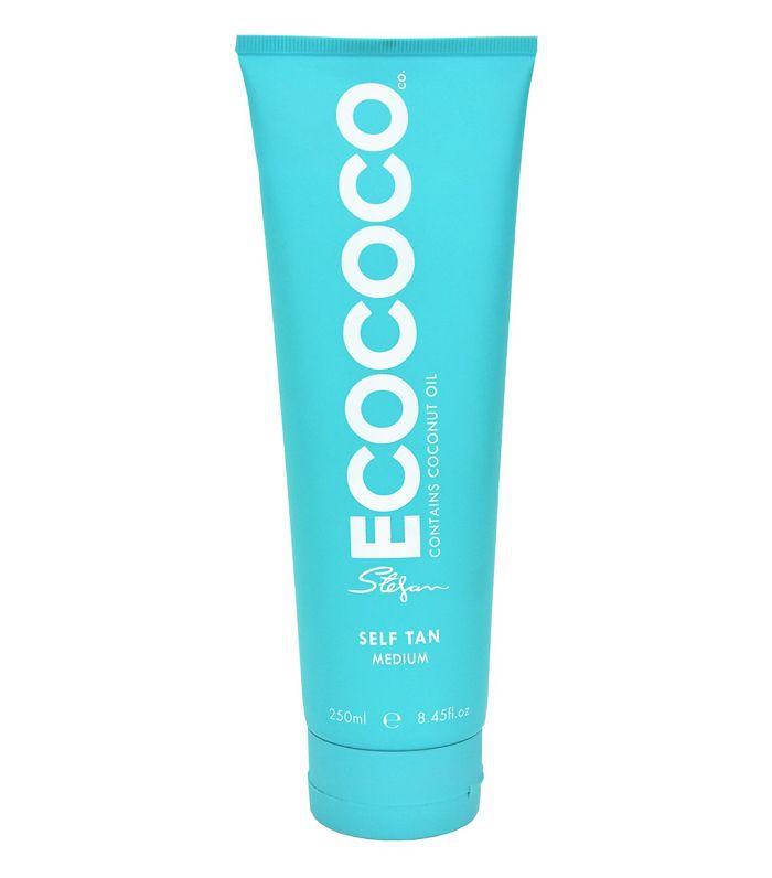 Australian Beauty Brands: Ecococo Self Tan - Medium