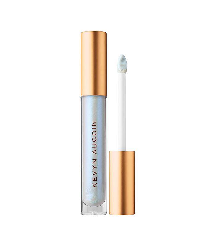 best holographic lip gloss: Kevyn Aucoin The Molten Lip Colour: Top Coat