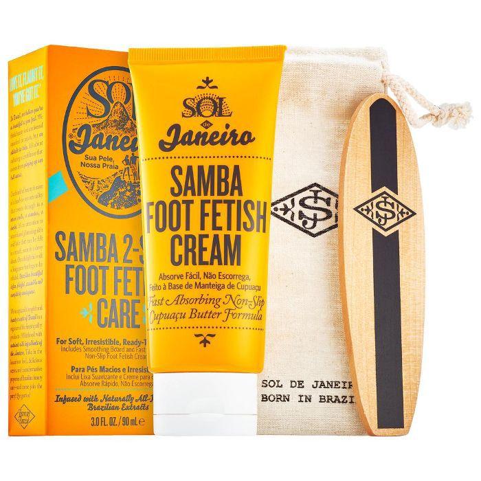 Samba 2-Step Foot Fetish Care 3 oz/ 90 mL