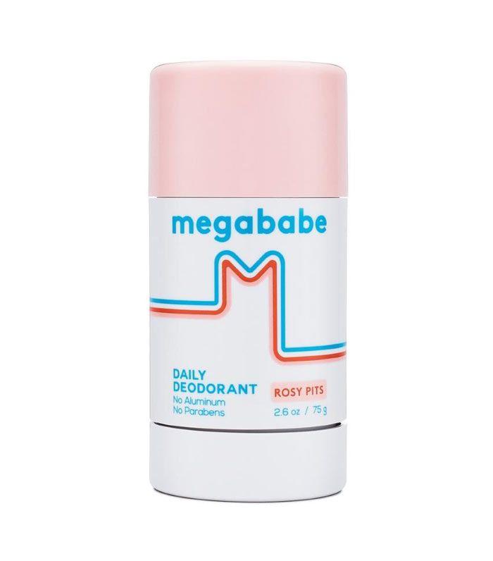 Megababe Rosy Pits Daily Deodorant