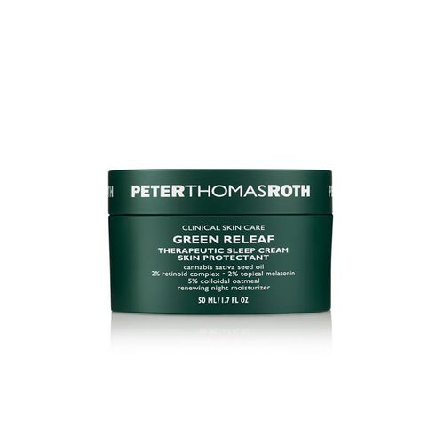 Green Releaf Therapeutic Sleep Cream Skin Protectant ($65)