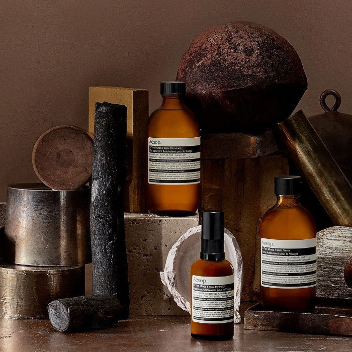 Aesop In Two Minds review: Aesop products
