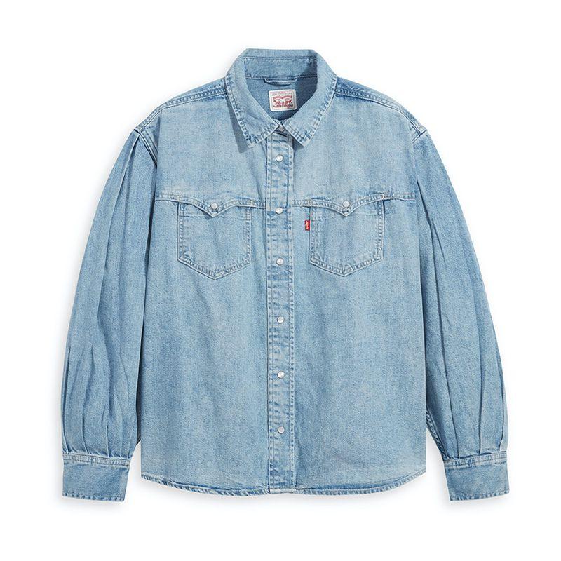 Payton Western Denim Shirt