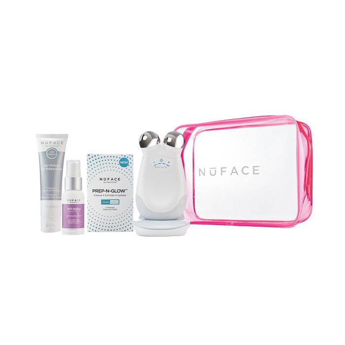 NuFace PowerLift Microcurrent Facial Fit Collection