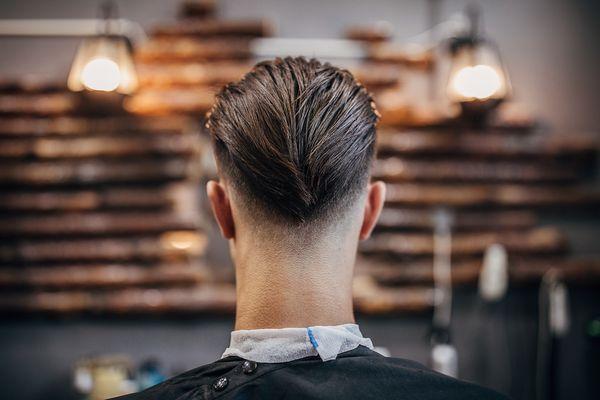 Men's hair gels