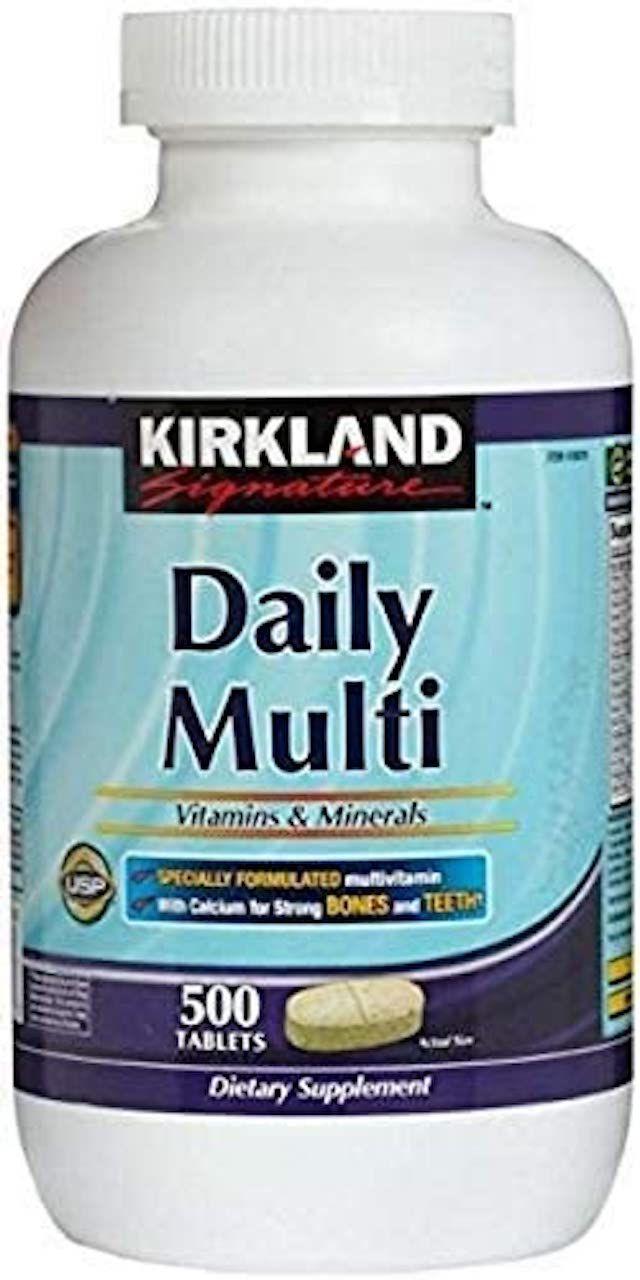 Kirkland Signature Daily MultiVitamin