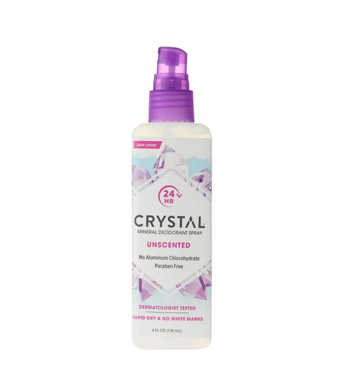 Crystal Mineral Deodorant Spray - Unscented