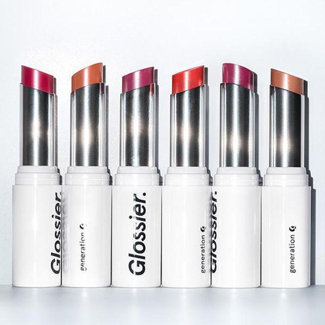 glossier gen g lipstick