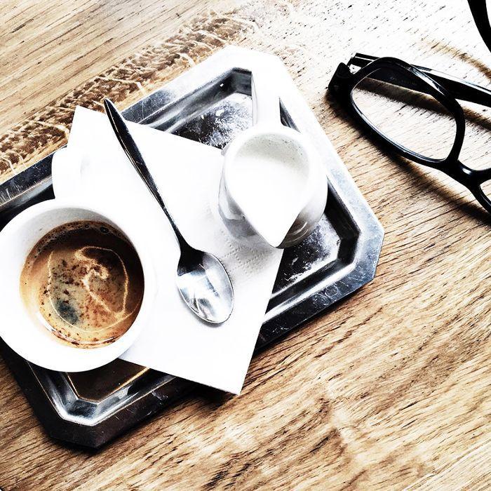 healthiest milk for coffee