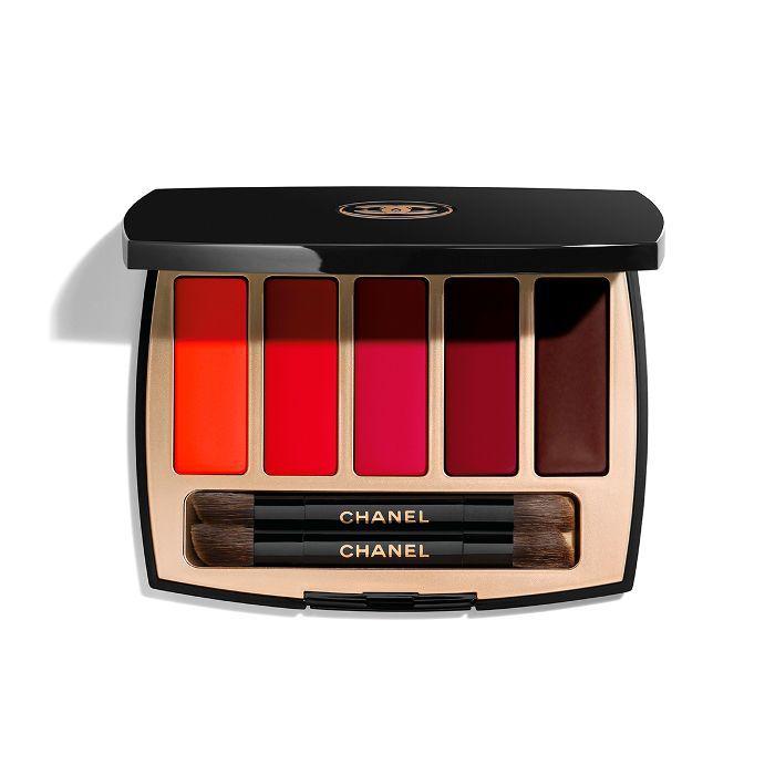 Chanel La Palette Caractère Lip Palette