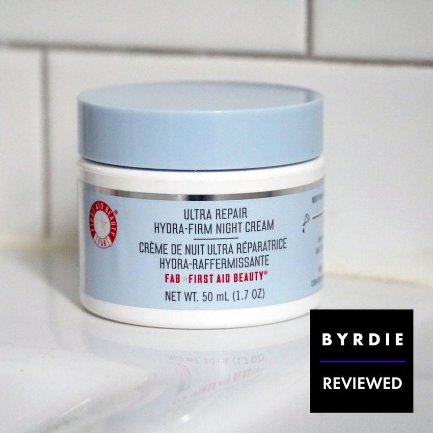 first aid beauty ultra repair hydra-firm night cream