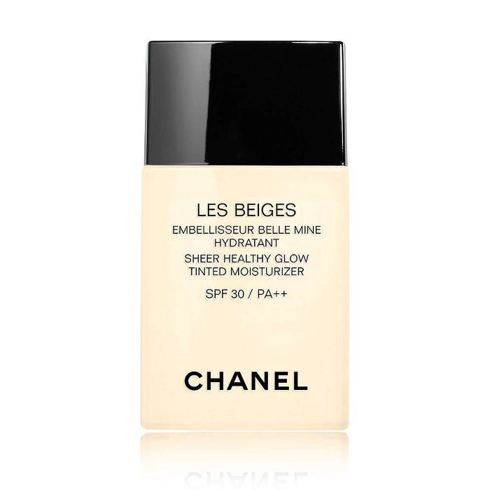 Chanel Les Beiges Sheer Healthy Glow Tinted Moisturizer SPF 30