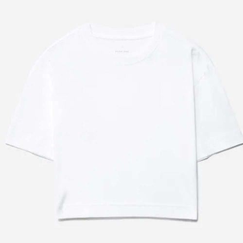 The Organic Cotton Cropped Tee ($18)