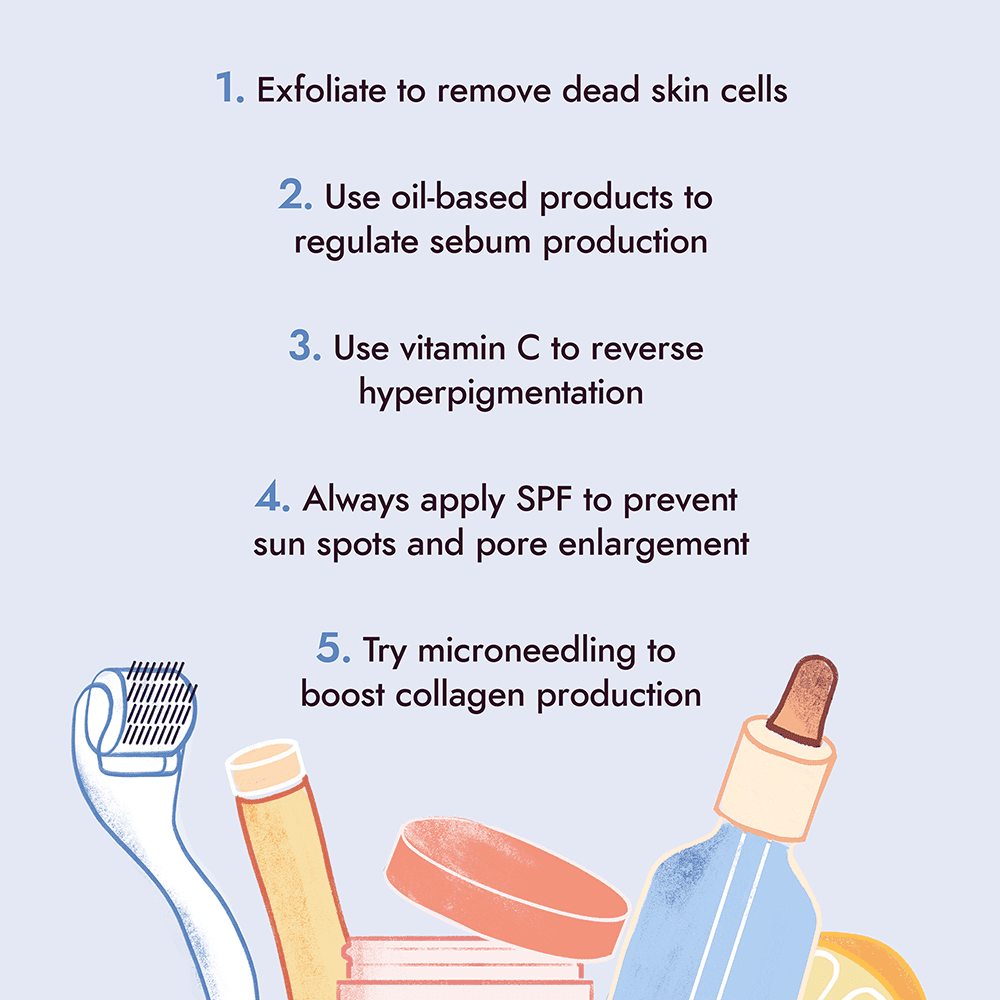 How to Get Rid of Uneven Skin Texture