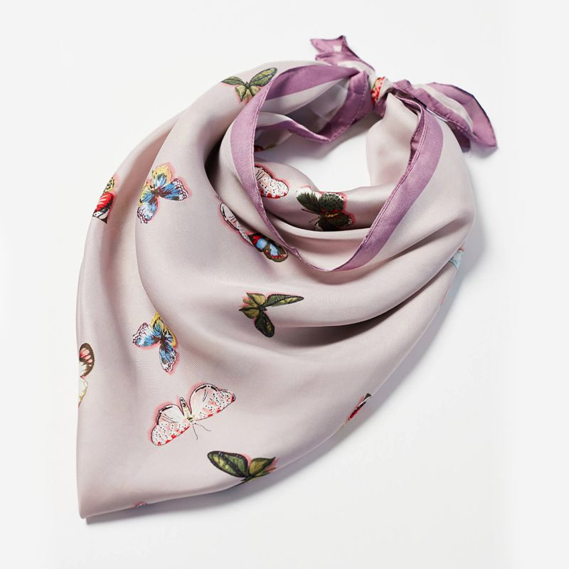 Flutter Printed Bandana