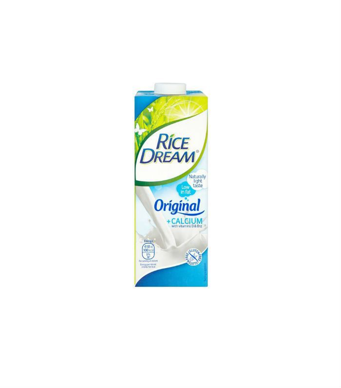 Best milk alternatives: Rice Dream Original
