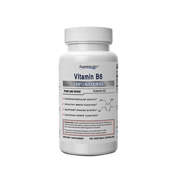 Vitamin B6 Dietary Supplement