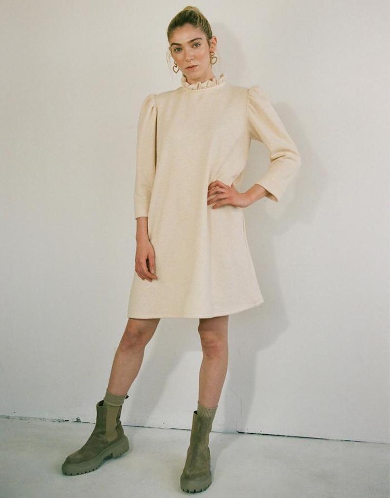 Eliza Faulkner Luella Sweater Dress