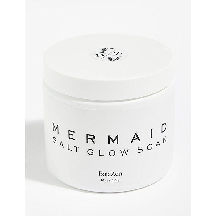 eco products: BajaZen Mermaid Salt Glow Soak