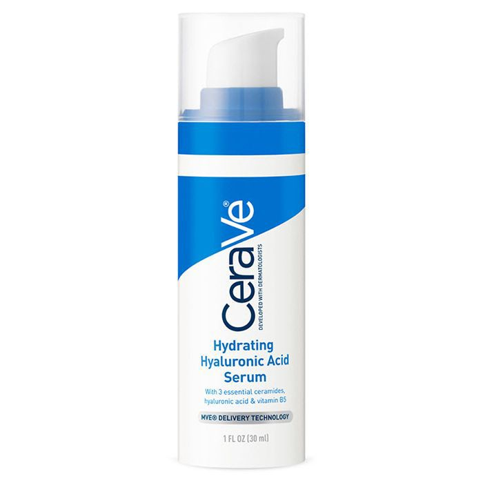 CeraVe Hydrating Hyaluronic Acid Face Serum