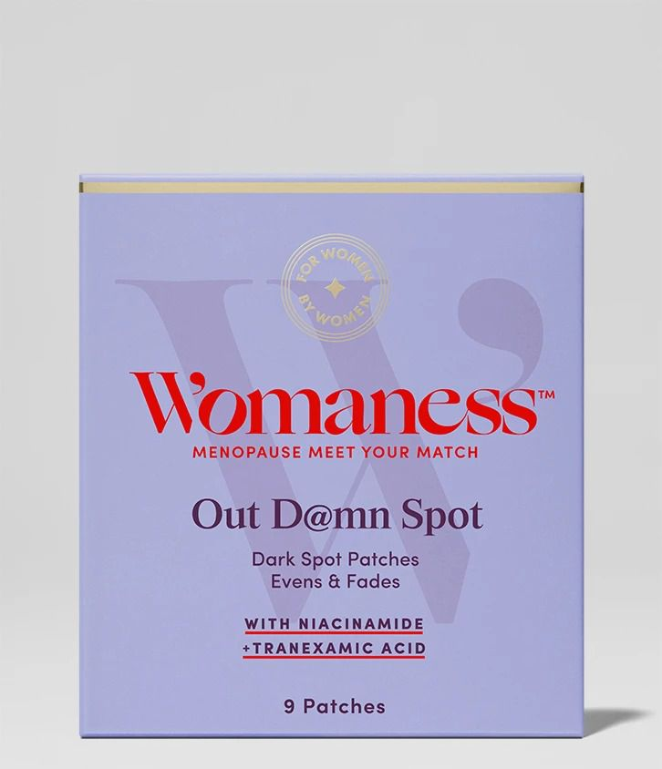 Womaness Out D@Mn Spot Dark Spot Treatment Patches