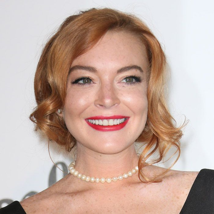 Lindsay Lohan Without Makeup: Actually Lookin Good! - The