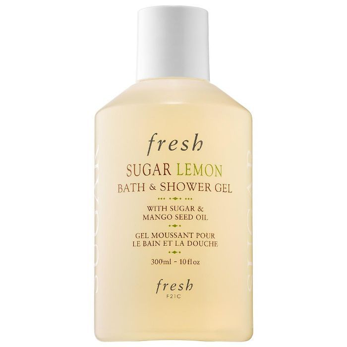 Sugar Lemon Bath & Shower Gel 10 oz/ 300 mL