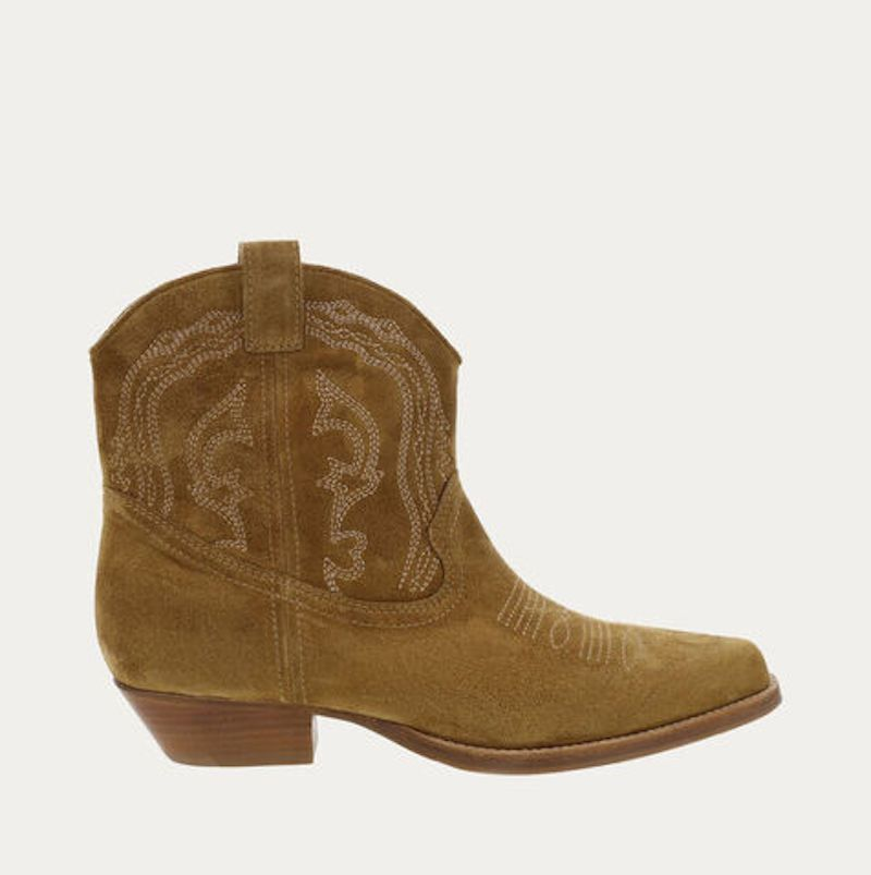 Colt Western Ankle Boots